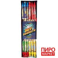 """""""Набор ракет GWR6101 12 шт."""" фото"""