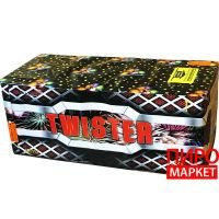 """Салют Twister MC112, калибр 20-25-30 мм. 120-зар."" фото"