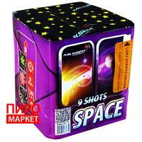 """Cалют Space GW218-73, калибр 20 мм. 9-зар."" фото"