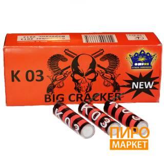 """Петарды Big Cracker K03 30 шт"" фото"