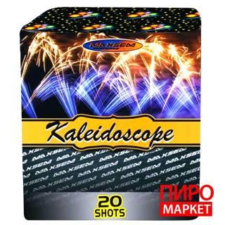 """Cалют Kaleidoscope GP485, калибр 20 мм. 20-зар."" фото"