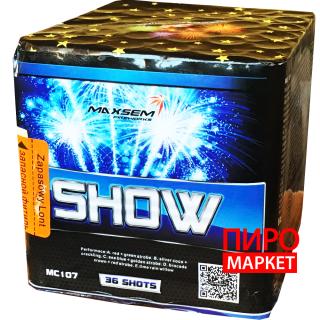 """""""Салют Show MC107, калибр 20 мм. 36-зар"""" фото"""