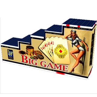 """Салют Big game JFC4, калибры 20-25-30-35-40 мм. 72-зар."" фото"