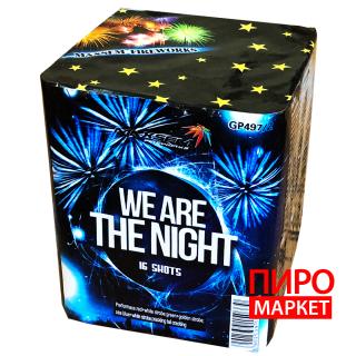 """Cалют We are the Night GP497-2, калибр 20 мм. 16-зар."" фото"
