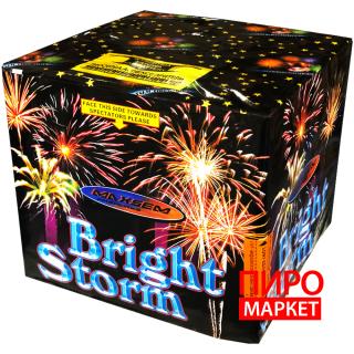 """Салют Bright Storm GP513, калибр 25 мм. 40-зар."" фото"