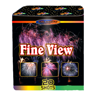 """Cалют Fire View GP485-2, калибр 20 мм. 20-зар."" фото"