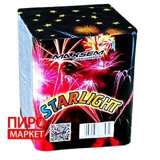"""Cалют Starlight GP497, калибр 20 мм. 16-зар"" фото"