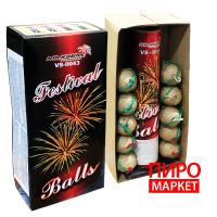 """""""Миномёт 10-зар. Festival Balls VS-0043 калибр 38 мм."""" фото"""