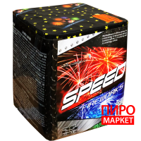 """Салют Speed Fireworks MC098, калибр 30 мм. 25 зар"" фото"