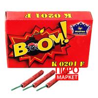 """""""Корсар 1 Boom K0201F(фитиль) 60 шт Феерия"""" фото"""