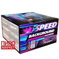 """Салют Speed Background GP306, калибр 15 мм. 100 зар"" фото"