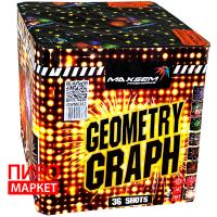 """Салют Geometric graph GWM6362, калибр 30 мм, 36-зар."" фото"