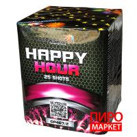 """""""Салют Happy Hour GP467/2, калибр 20 мм. 25 зар"""" фото"""