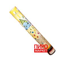 """""""Пневмохлопушка """"Золото и Серебро"""" 40 см СМ042"""" фото"""