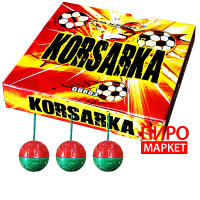 """Гол Korsarka GB603 25 шт"" фото"
