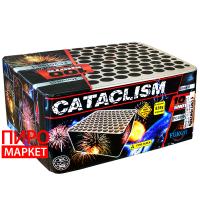 """""""Салют Cataclism FC25100-1, калибр 25 мм, 100-зар."""" фото"""