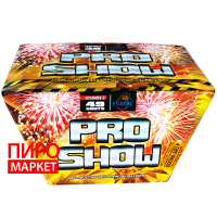 """Салют веерный Pro Show FC3049V-2, калибр 30 мм, 49 зар."" фото"