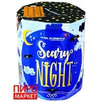 """Салют Scary Night GW218-76, калибр 25 мм. 10 зар"" фото"