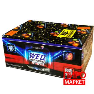 """Салют Wezz MC127, калибр 20 мм. 120 зар"" фото"