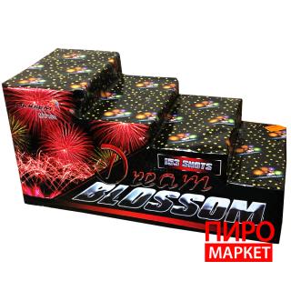 """Салют Dream blossom MC130, калибр 20-63 мм. 153 зар"" фото"
