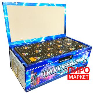 """Cалют Thunderbolt MC201, калибр 30 мм. 200 зар."" фото"