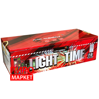 """Cалют Light Time MC250, калибр 30 мм. 250 зар."" фото"