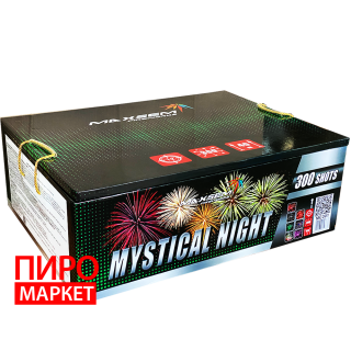 """Cалют Mystical Night MC301, калибр 30 мм. 300 зар."" фото"