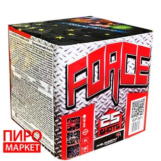 """""""Cалют Force GP301, калибр 15 мм. 25 зар."""" фото"""
