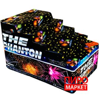 """Салют The Phanton GWM6603, калибр 20-50 мм. 66 зар"" фото"