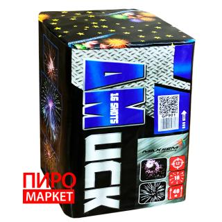 """Cалют Amuck GP901, калибр 30 мм. 16 зар."" фото"