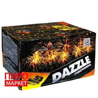 """Салют Dazzle MC117, калибр 25 мм. 53 зар"" фото"