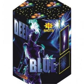"""Салют Deep Blue GWM5028, калибр 30 мм. 19 зар"" фото"