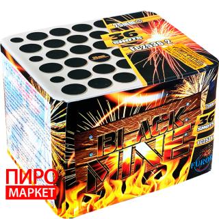 """Салют Black Mine FC2536-2, калибр 25 мм, 36 зар"" фото"