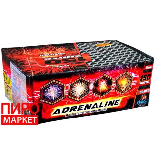 """Салют Adrenaline FC30150, калибр 30 мм, 150-зар."" фото"