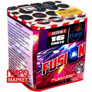 """Салют Fusion FC2516-1, калибр 25 мм, 16 зар"" фото"