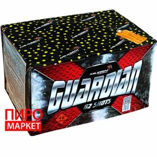 """Салют Maxsem Guardian MC145, калибр 20-25 мм. 62 зар"" фото"
