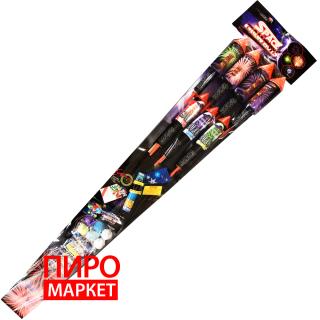 """Набор ракет Space Cowboys GWR858A 7 шт + подарки"" фото"