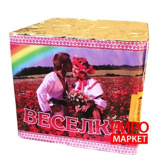 """Салют Веселка, калибр 30 мм. 49-зар."" фото"