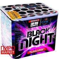 """Салют Black Night FC2525-2, калибр 25 мм, 25 зар"" фото"