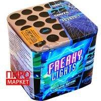 """""""Салют Freaky Lights FC2025-1, калибр 20 мм. 25 зар"""" фото"""