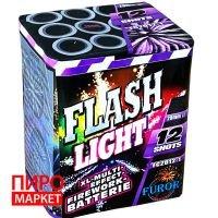"""Салют Flash Light FC2012-1, калибр 20 мм, 12 зар"" фото"