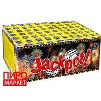 """""""Салют Jack Pot СУ30-150 калибр 30 мм. 150 зар"""" фото"""
