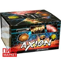 """Салют Maxsem Axion MC200-49, калибр 50 мм. 49 зар"" фото"