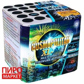 """Салют Cosmopolitan FC2025-4 калибр 20 мм. 25 зар."" фото"