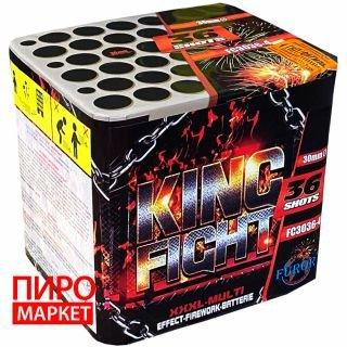"""Салют King Fight FC3036-4 калибр 30 мм. 36 зар."" фото"