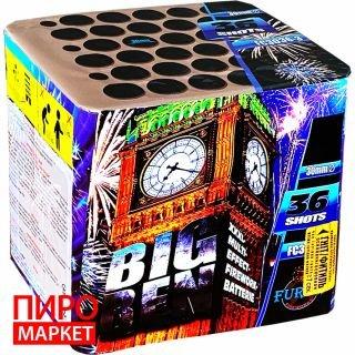 """""""Салют Big Ben FC3036-3, калибр 30 мм, 36 зар"""" фото"""