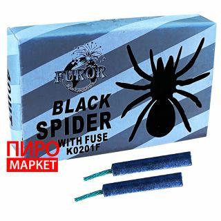 """Петарды Furor Black Spider K0201F 40 шт"" фото"