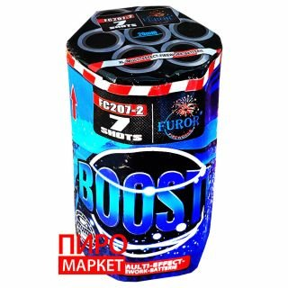 """Салют Booste FC207-2, калибр 20 мм. 7 зар"" фото"
