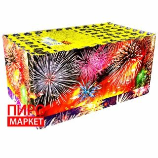 """Салют Феерия СУ30-50-96, калибр 30-50 мм. 96 зар"" фото"