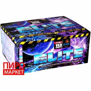 """Салют Elite FC113MK-1, калибр 30-50 мм. 113 зар"" фото"